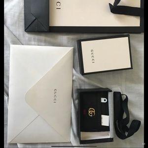 Gucci cardholder *NEW*